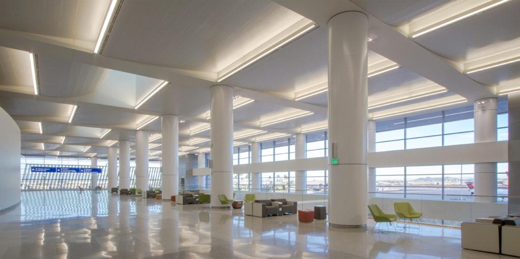 Phoenix Sky Harbor International Airport Terminal 3 - Inside